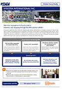 Case Study - Kyocera International Inc.